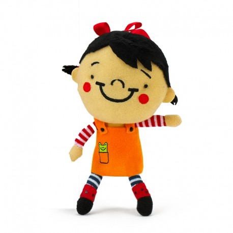 Hili Plush Doll