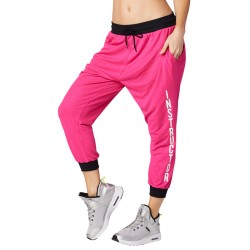 Zumbini Instructor Crop Jogger Pants