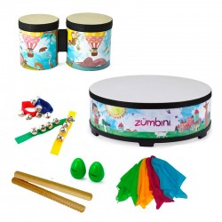 Zumbini Instructor Instrument Bundle (12 Sets)
